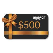 $500 Amazon Holiday Gift Card Giveaway {us} (12/15/2016) via... sweepstakes IFTTT reddit giveaways freebies contests