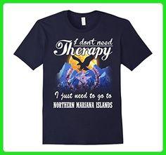 Mens Retro NORTHERN MARIANA ISLANDS shirt, tee Small Navy - Retro shirts (*Amazon Partner-Link)
