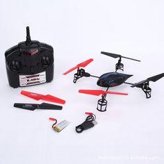 4-Kanal-Fernbedienung Hubschrauber mit Gyro-Achse Flugzeugen UFO geladen #rchelicopter #toyforkids #fashion #toys