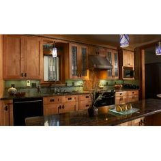Mission Kitchen, Woodland Cabinetry Www.chicagolb.com #chicagoland Builders