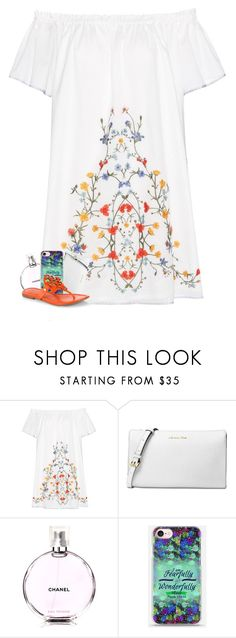 """""""Numbers 6:26"""" by oliviajordyn ❤ liked on Polyvore featuring Tory Burch, Michael Kors and Chanel"""