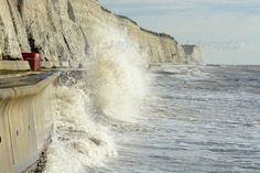 Realistic Graphic DOWNLOAD (.ai, .psd) :: http://hardcast.de/pinterest-itmid-1006845657i.html ... Rough sea at Brighton. England ...  Brighton, Seafront, beach, chalk, cliff, england, horizon, promenade, rough, sea, spray, sussex, wall, water, wave, weather  ... Realistic Photo Graphic Print Obejct Business Web Elements Illustration Design Templates ... DOWNLOAD :: http://hardcast.de/pinterest-itmid-1006845657i.html