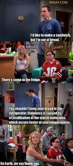 FunnyPictures Collection From The Big Bang Theory #funnymemes