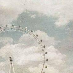 Travel Photography  London Eye