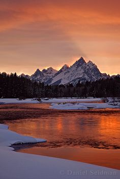 Grand Teton National Park, Wyoming; photo by .Danny Seidman