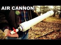How to Make a Powerful PVC Air Cannon with Coaxial Piston Valve « NightHawkInLight
