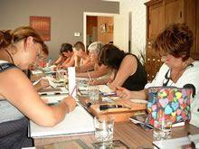 Creatief verstillen @elianekunnen.  Creatieve workshops vanuit stiltebeleving rond een persoonlijk thema, #Creatiefverstillen #bronkracht