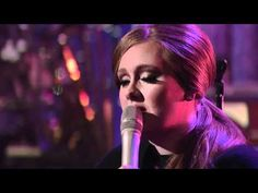 "Adele covering Dylan's ""Make You Feel My Love"""