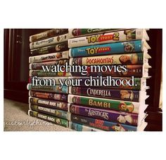 Watching movies from your childhood - which is your favorite? www.loudounorthodontics.com