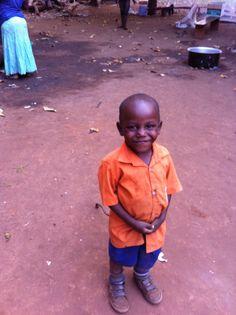 Sam! - in Uganda, Africa