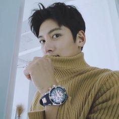 Ji Chang Wook Smile, Ji Chang Wook Healer, Korean Celebrities, Korean Actors, Charming Eyes, Empress Ki, Dong Hae, Best Actor, Korean Drama
