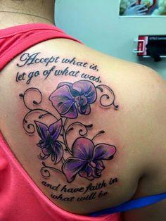 Girly tattoos, love tattoos, beautiful tattoos, saying tattoos, cool tattoo Dope Tattoos, Girly Tattoos, Pretty Tattoos, Unique Tattoos, Beautiful Tattoos, Body Art Tattoos, Sleeve Tattoos, Tatoos, Flower Tattoos