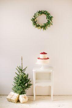 Christmas Wedding Inspiration: Dayton Ohio -Jenny Haas Photography