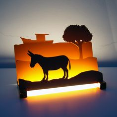 Desk lamp modern art home decoration donkey Greece Souvenirs, Pipe Lamp, Metal Crafts, Modern Industrial, Donkey, Metal Art, Desk Lamp, Modern Art, Recycling
