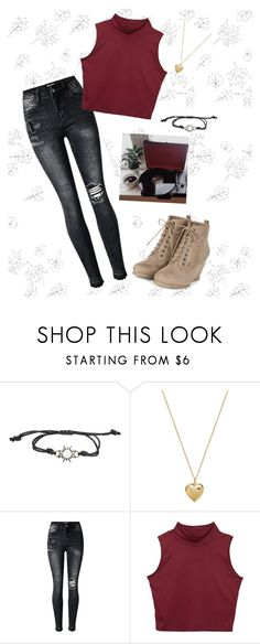 """""""Casual classy"""" by char-pisces ❤ liked on Polyvore featuring Hot Topic"""