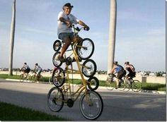 89# vožnja biciklom
