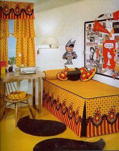 Orange, yellow and black by sugarpie honeybunch, via Flickr