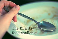Can you live on £1 a day? The Live Below The Line challenge for 2013