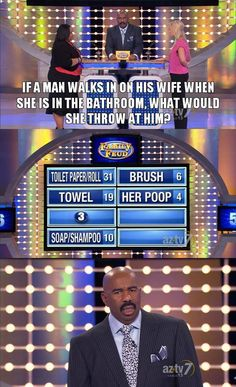 18 Families Who Should've Never Made It To Family Feud. #4 Made Me Spit Out My Drink - Dose - Your Daily Dose of Amazing