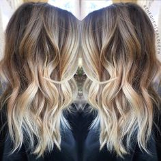 15 Balayage Hairstyles for Women with Long Hair - Balayage Hair Color Ideas #HairstylesForWomenColor