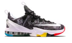 The Nike LeBron 13 Low Returns In A New Theme