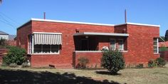 The Whitley Houses in Griffith and Braddon were designed by Government architect Cuthbert Whitley in 1939. Until 2004 they were the last remaining intact examples of inter-war functionalist style public housing in Canberra designed by the Works Branch of the Department of the Interior.