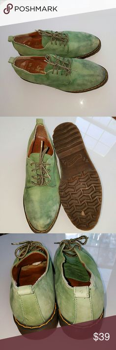 G-Rock G Rock Giorgio Brutini Green Shoes Size 9 These are so cute and look like DOC Martens. These are a size 9 Very solid and you wont see too many of these around! Brand: G- Rock G-Rock Shoes Oxfords & Derbys