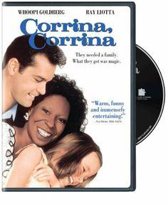 Corrina, Corrina DVD ~ Whoopi Goldberg and Ray Liotta