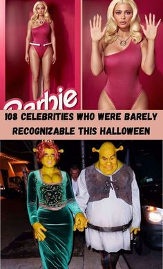 A great love for the best Halloween costumes! All Hallows Eve has a long history of being the favorite festivity of fellow Americans, and celebrities are also taking a chance to flaunt their costume ideas in many of the A-listers Halloween parties. #108 #Celebrities #Barely #Recognizable #Halloween