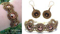 Bejeweled Bracelet & Earrings
