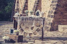 ιδεες-για-ρουστικ-γαμο-1 Christening Decorations, Wedding Decorations, I Cool, Cool Countries, Love And Marriage, Love Story, Rustic Wedding, Shabby, Tapestry