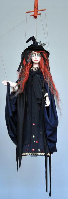 Endeavour Toys - Handmade Marionette - Enchantress Palisandra, $239.00 (http://www.endeavourtoys.com/handmade-marionette-enchantress-palisandra/)