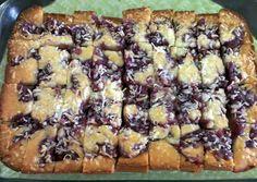 Ube Mochi Cake