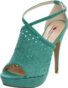 Two Lips Women's Invest Ankle-Strap Sandal
