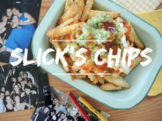 katiecrackernuts: SLICK'S CHIPS || COMFORT FOOD CRAVING FROM UNI DAYS