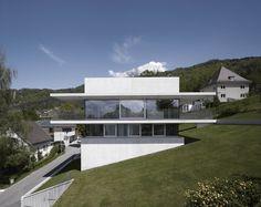 House by the Lake,Courtesy of Marte Marte Architekten