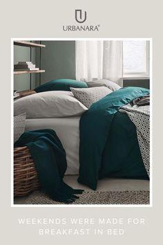 Von Leinen über Baumwolle bis hin zu Flanell: Unsere Qualitätsbettwäsche verleiht Ihrem Schlafzimmer einen natürlichen Look und Ihrem Schlaf ein ganz neues Gefühl.   URBANARA   Jetzt online bestellen   100 Tage Rückgaberecht Natural Bedroom, Soft Blankets, Linen Bedding, Comforters, Rest, Pillows, Home, Design, Linen Bedroom