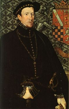 Thomas Howard, 4th Duke of Norfolk. More on his life, trial, and execution: http://www.beingbess.blogspot.com/2012/06/on-this-day-in-elizabethan-historythe.html