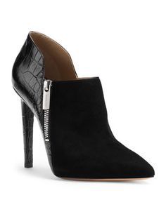 Make your point. Michael Kors Samara Ankle Boot