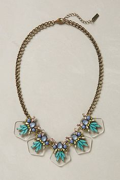 Stellata Necklace #anthropologie