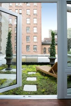 Deck & Patio Lawns.