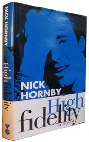High Fidelity by Nick Hornby  A literary tour of London