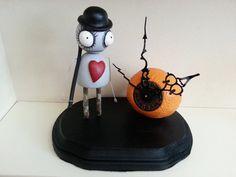 Handmade Figurine A Clockwork Orange Nimbus by MoodyVoodies, $99.99