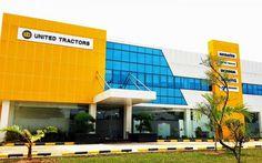 United Tractors sewa ruang kantor di gedung Data Center Cakung, Bekasi dengan luas 171 meter persegi.  #sewakantor #unitedtractors #bisnis