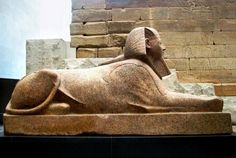 Ägyptisches Totenbuch — Colossal Sphinx of Hatshepsut Ancient Egyptian Art, Ancient History, Anthropology Major, Book Of The Dead, Egypt Art, Gods And Goddesses, Ancient Civilizations, Metropolitan Museum, Archaeology