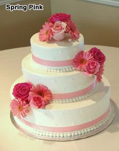 Cake!! Post your wedding cake or your dream wedding cake! :  wedding cake, maybe purple? @Megan Goins