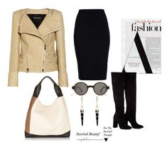 Finding styles that flatter the #Invertedtriangle by Inverted Beauty on Polyvore