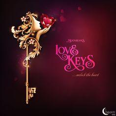 Moonbeamart | Love Keys - Showcase