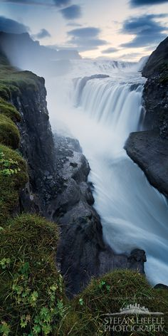 ✮ Gullfoss - The golden Waterfall - Iceland
