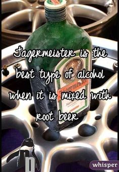The key to making Jäger bearable is finding the right mixer.